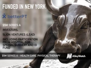 BetterPT Raises Another $5M to be the ZocDoc of Physical Therapy