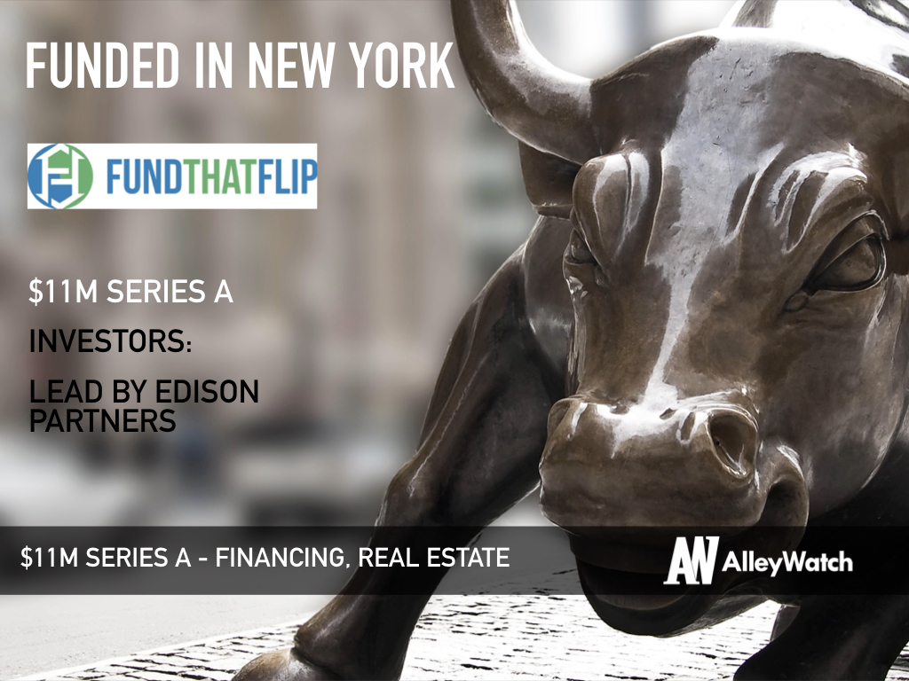 Fund That Flip Raises Another $11M to be the Funding Solution for Real Estate Speculators