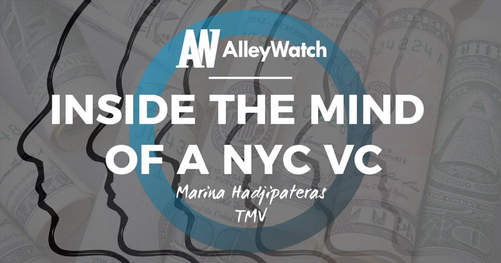 Inside the Mind of a NYC VC: Marina Hadjipateras of TMV