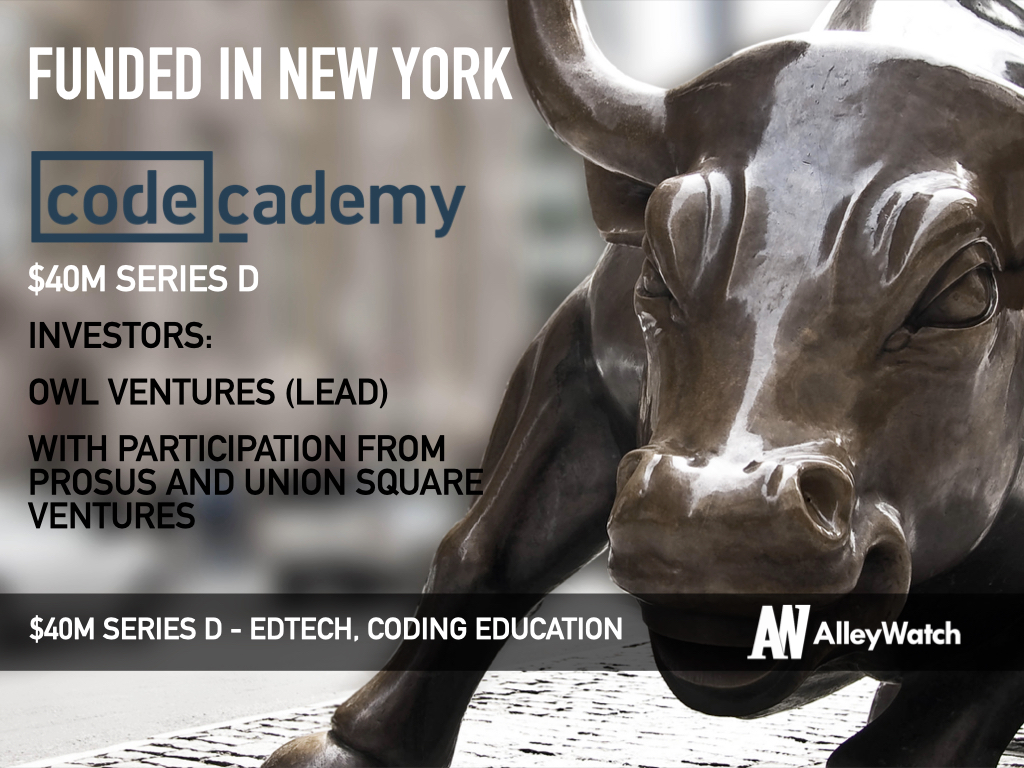 Codecademy Raises $40M as the Interest on Coding Education Surges
